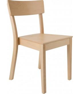 Jídelní dřevěná židle ENRICO