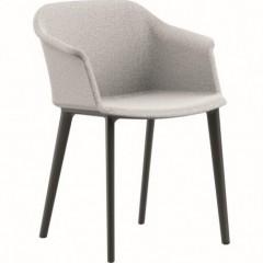 Celočalouněná jednací židle AURUM