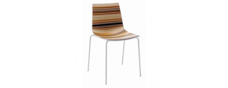 Jídelní židle plastové