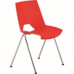 Plastová jednací židle STRIKE