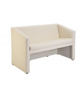 Kancelářská sedačka ATHENA-dvousedák