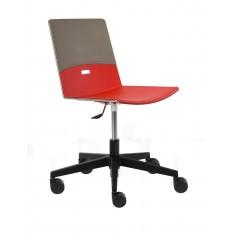 Plastová židle DUETTO - kříž
