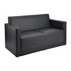 Kancelářská sedačka MARK - dvousedák