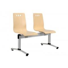 Dřevěná lavice BERNI 2-sedák