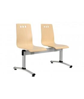 Dřevěná lavice BERNI 4-sedák