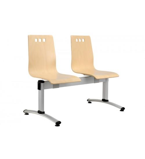 Dřevěná lavice BERNI 3-sedák