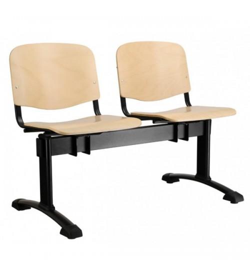 Dřevěná lavice IMPERIA 2-sedák
