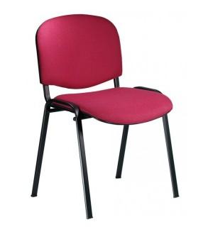Jednací židle ISO čalouněná