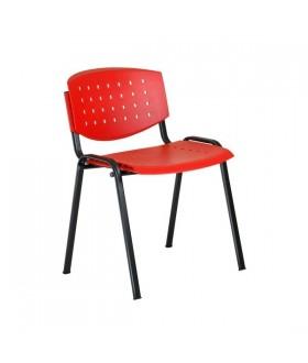 Jednací židle LAYER plastová