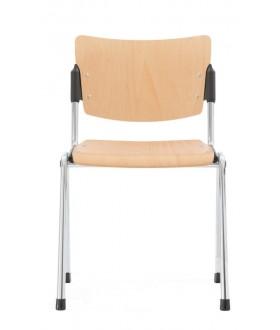 Konferenční židle MIA dřevěná