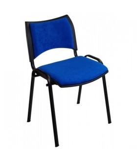 Jednací židle Smart čalouněná