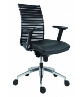 Kancelářská židle BETHAN - nízký opěrák