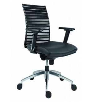 Kancelářská židle MARILYN - nízký opěrák