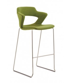 Barová židle AOKI 2160/SB TC - celočalouněná