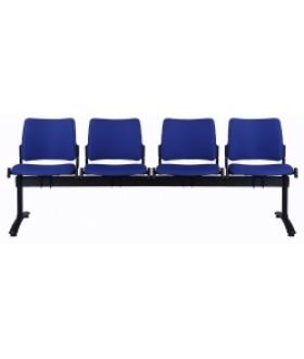 Čalouněná lavice ROCKY - 4 místná