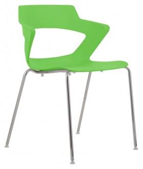 Jednací židle SAOKI  - plastová