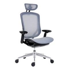 Kancelářská židle BOT + FOOT - nosnost 130 kg - síť