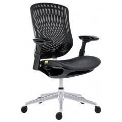 Kancelářská židle BOT PERF - nosnost 130 kg - síť