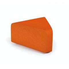 Čalouněný sedák CUBE - modul 45