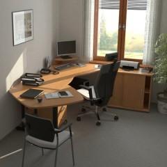Kancelářská sestava Signe  CN 02