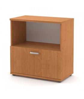 Kancelářská skříň Signe  nízká N-80-06