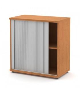 Kancelářská skříň  Signe nízká N-80-07