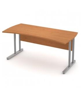 Pracovní stůl Signe vykrojený -  ST-03
