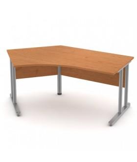 Pracovní stůl Signe tvarovaný - ST-07