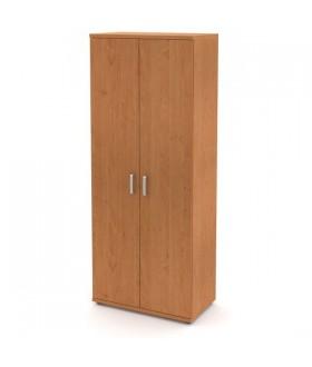 Kancelářská skříň Signe  vysoká V-80-02 policová 2dveřová