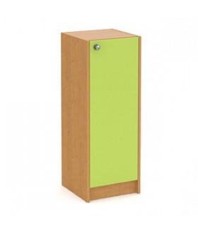 Skříň Kids 1dveřová pravá - výška 107 cm