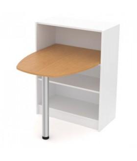 Psací stůl přístavný Kids - 76x105 cm