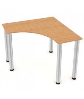 Psací stůl rohový Kids - 100x100 cm