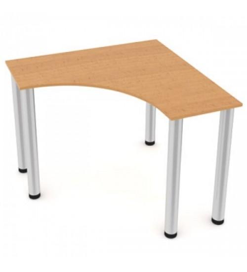 Psací stůl rohový Kids - 120x120 cm - DNSTR01120