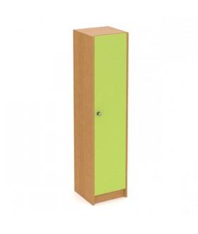 Skříň Kids 1dveřová  pravá - výška 170 cm