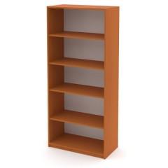Kancelářský skříň Economics policová - výška 180 cm - CC154