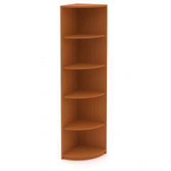 Kancelářský skříň Economics  rohová - výška 180 cm - CC156