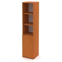 Kancelářský skříň Economics  kombinovaná  levá- výška 180 cm - CC159
