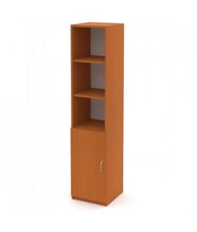 Kancelářský skříň Economics  kombinovaná  levá- výška 180 cm