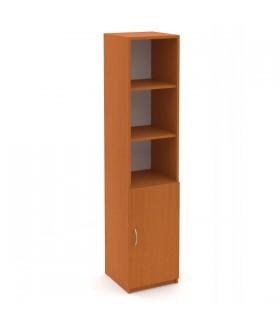 Kancelářský skříň Economics  kombinovaná  pravá - výška 180 cm