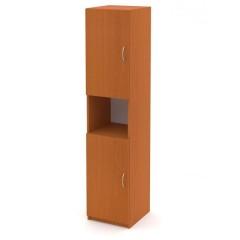Kancelářský skříň Economics  kombinovaná  levá- výška 180 cm - CC160