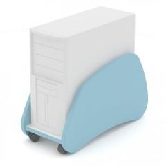PC box pojízdný DOP 03 A