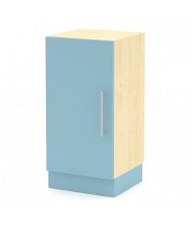 Skříň nízká 1 dveřová N 40-02 levá - výška 83 cm