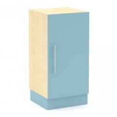 Skříň nízká 1 dveřová N 40-02 pravá - výška 83 cm