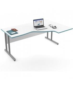 Lékařský pracovní stůl STR-02 - pravý