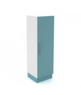 Skříň střední 1 dveřová S 40-02  pravá - výška 132 cm