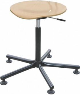 Dřevěná pracovní židle TAP