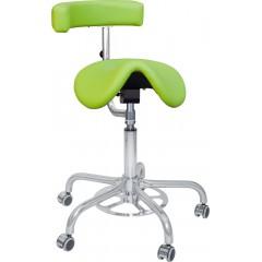 Otočná ordinační židle s nožním ovládáním CLINIC FP DENTAL