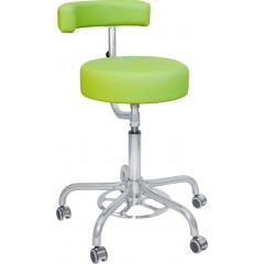 Otočná ordinační židle s nožním ovládáním DENTAL FVOP