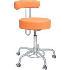 Otočná ordinační židle s nožním ovládáním DENTAL CHFVP