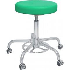 Otočná ordinační židle s nožním ovládáním FROM FP
